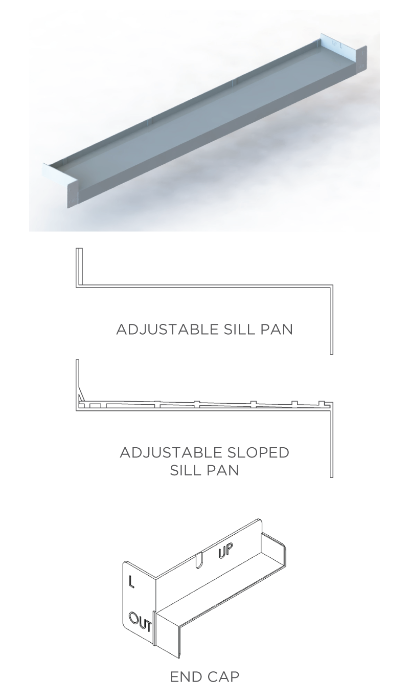 adjustable sill pans at gpimillworks gpi millworks