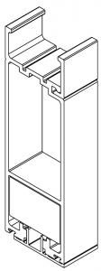 Pultruded Fiberglass Door Panel