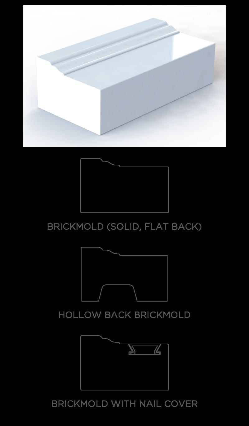 Brickmold